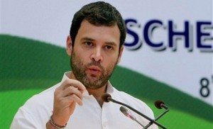 राहुल गांधी की ताजपोशी का असर गुजरात में दिखेगा..?