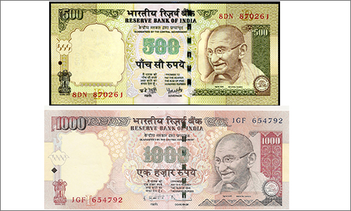 Old Rs 500 Notes acceptable till today: Govt   The Indian Awaaz