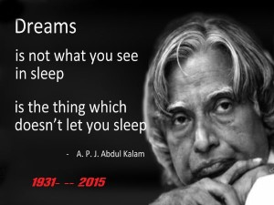 Dr. APJ ABDUL KALAM : A PEOPLE'S PRESIDENT