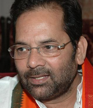 Naqvi slams Congress for its criticism on issues of national security & economy