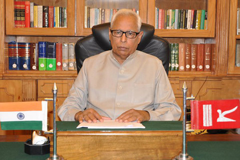 Governor rule imposed in Jammu and Kashmir