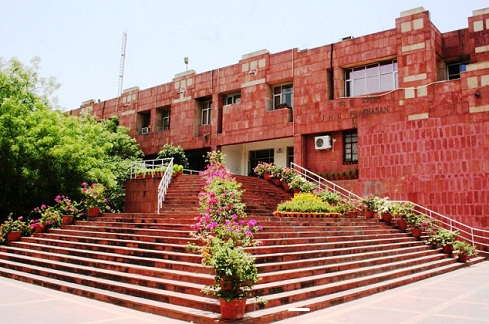 JNU students union president arrested for sedition charge
