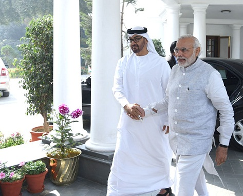 India, UAE sign agreements on cyber security, infrastructure