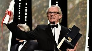 Ken Loach's film I, Daniel Blake wins Palme d'Or at Cannes Film Festival