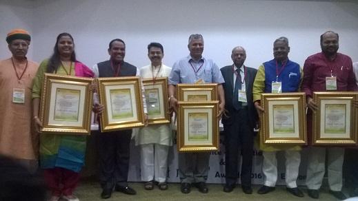 sansad ratna awardees 2016