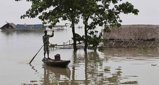 Assam floods: 12.5 lakh affected, Kaziranga Nat Park inundated