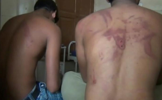 Dalit Youths beaten in Karnataka, Maharashtra