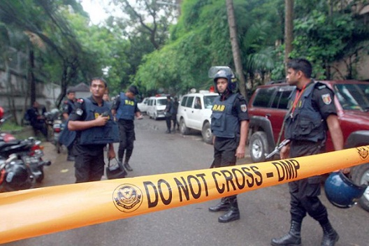 Terror attack in Dhaka