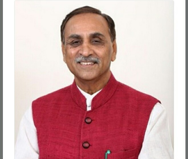 Nitin Patel To Be The Next Chief Minister Of Gujarat