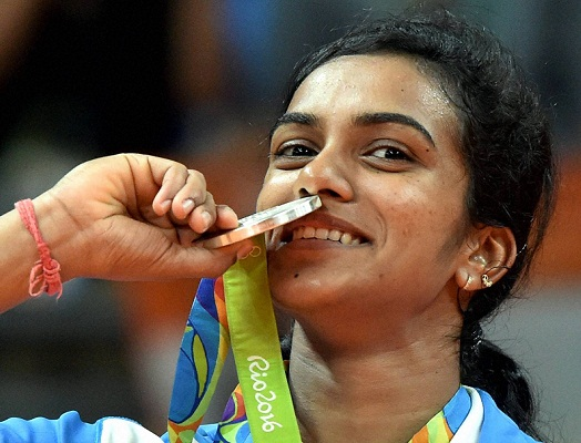 PV Sindhu wants Deepika Padukone to star in her biopic