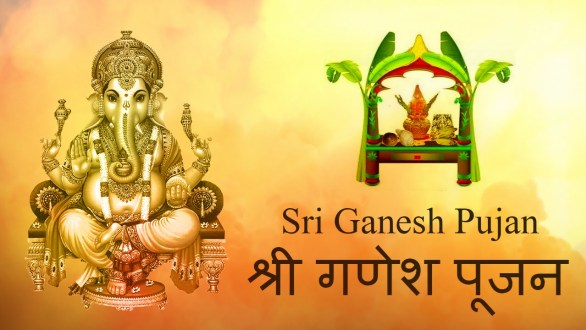 Ganesh Utsav begins across India with traditional gaiety