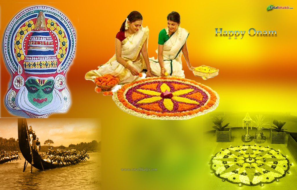 Onam being celebrated; Prez, VP, PM greet people on occasion