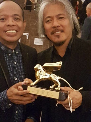 Philippine drama wins Venice Film Festival's top prize