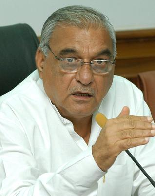 Bhupinder Hooda slams Congress for its stand on Article 370