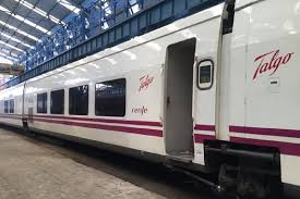 High-speed Talgo train completes Delhi-Mumbai trail run in 12 hrs.