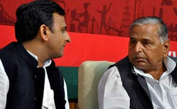 मुलायम सिंह यादव नहीं बनाएंगे नई पार्टी, शिवपाल सिंह को झटका