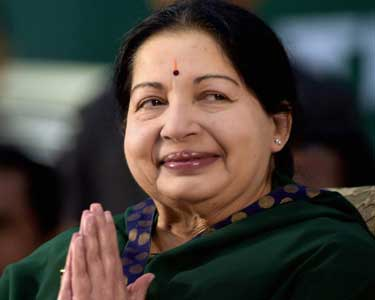 JAYALALITHA IS NO MORE..