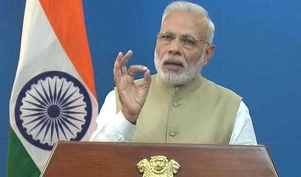 Cleanliness a major task in northeast: Modi