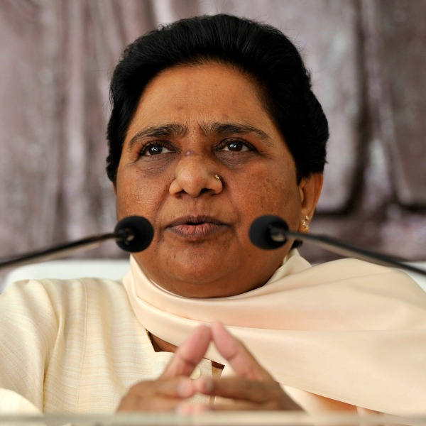 Mayawati appoints brother, nephew to top BSP posts