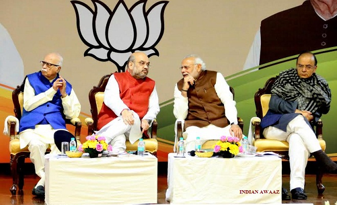 bjp-national-executive