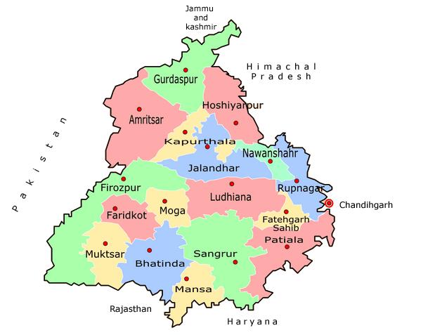punjab- india