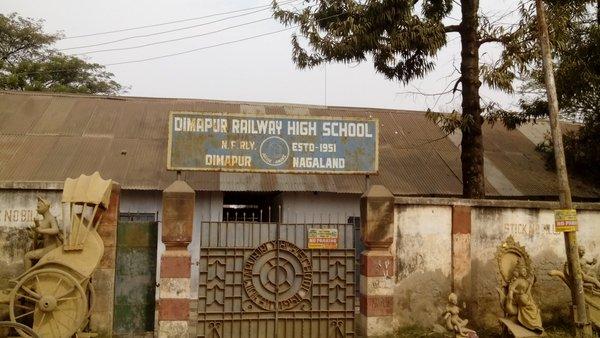Dimapur Railway High School 2