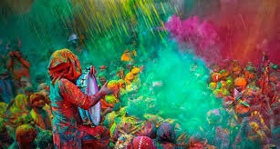 India celebrates festival of colours Holi