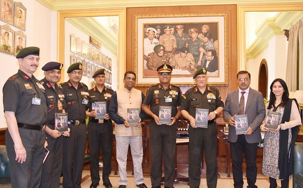 Army Chief Releases Book on Rashtriya Rifles