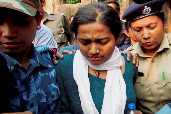 west bengal trafficking case