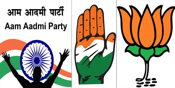 Congress releases its first list of 54 candidates for Delhi  elections