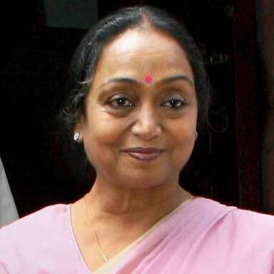 Know about Meira Kumar
