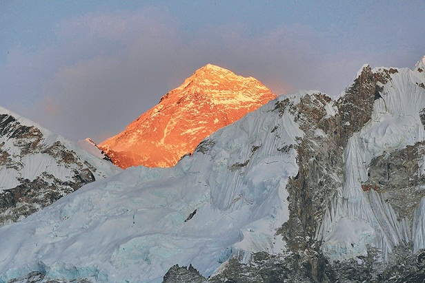 Now Mt Everest height is 8,848.86 metres