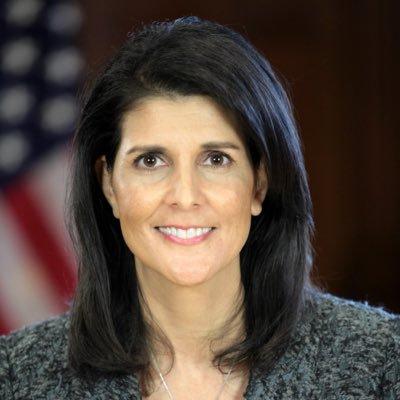 Nikki Haley TIA