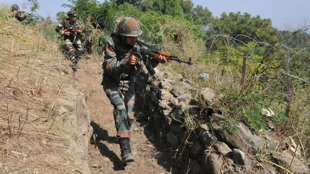 Soldier, wife killed in Pak shelling in Poonch