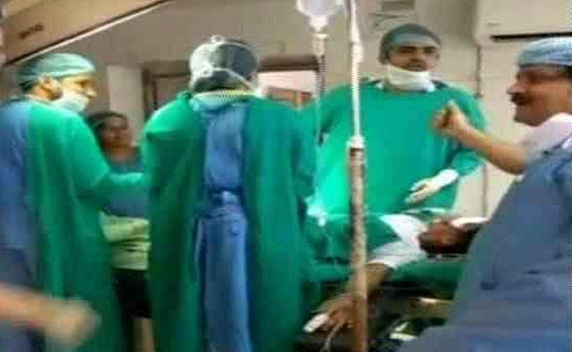 Doctors' Infighting  at Operation Theatre claims new born baby life