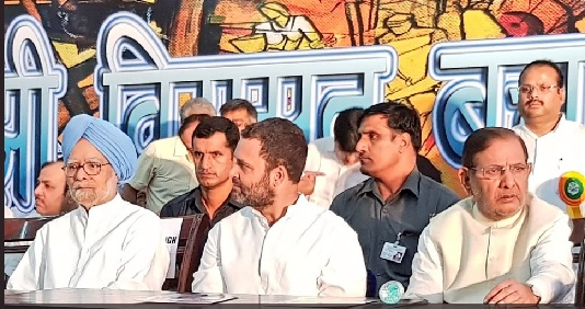 JD(U) mulling options to oust rebel leader Sharad Yadav from Rajya Sabha
