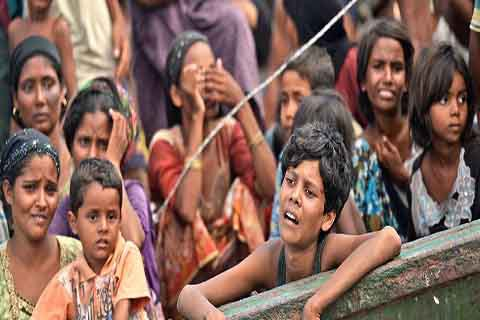Rohingya Muslims in India