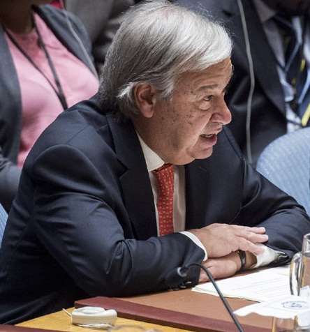 US on track to meet climate targets despite Trump: UN chief