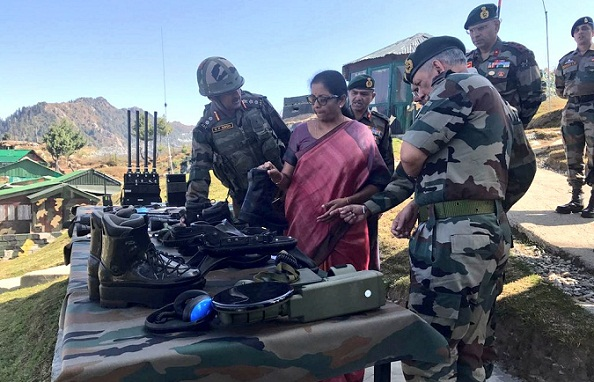 Nirmala Sitharaman plans maiden visit to Siachen, to meet troops