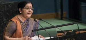 UNGA में सुषमा:PM मोदी ने की भाषण की तारीफ, कहा-आपने देश का सिर गर्व से ऊंचा कर दिया