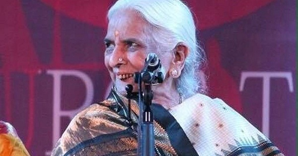 Thumri Queen Girija Devi passes away in Kolkata