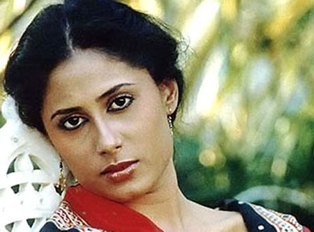 Smita Patil, the versatile actress