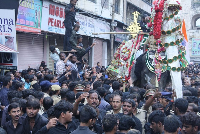 Muharram observed in various parts of India