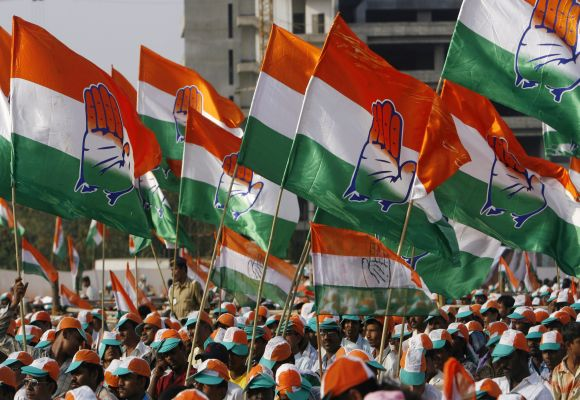 Congress releases lists candidates for Delhi, Haryana