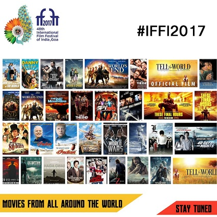 IFFI 2017 to present 195 films from over 82 countries