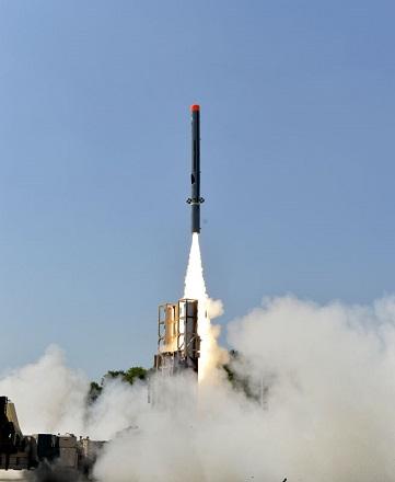 Nirbhaya missile