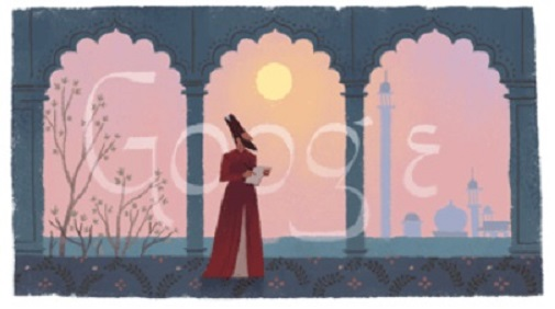 Mirza Ghalib's 220th birthday celebrated in a Google Doodle