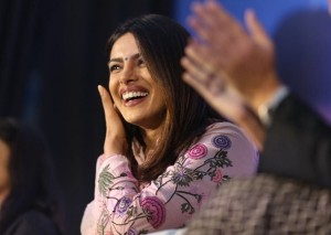 Priyanka Chopra is among world powerful women