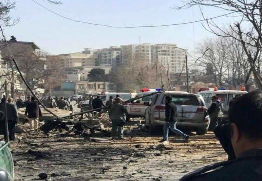 Kabul hospital blast -Pajhwok