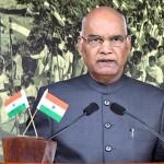 President, Ram Nath Kovind